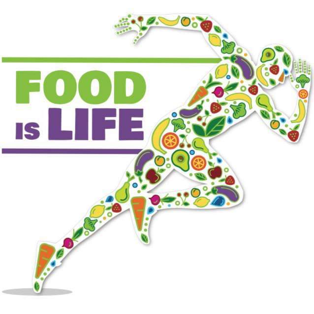 Food Is Life Logo