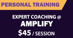 Personal Training - Expert Coaching